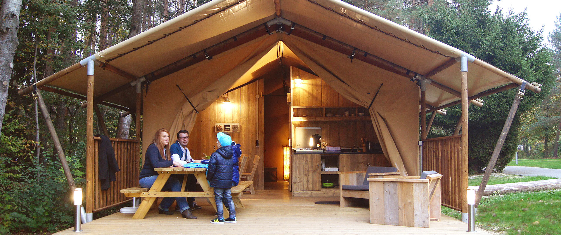 kindern camping in nrw zu ostern